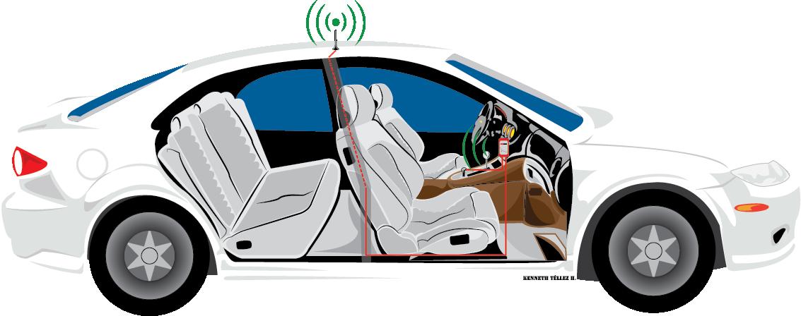 instalacion amplificador celular vehiculo